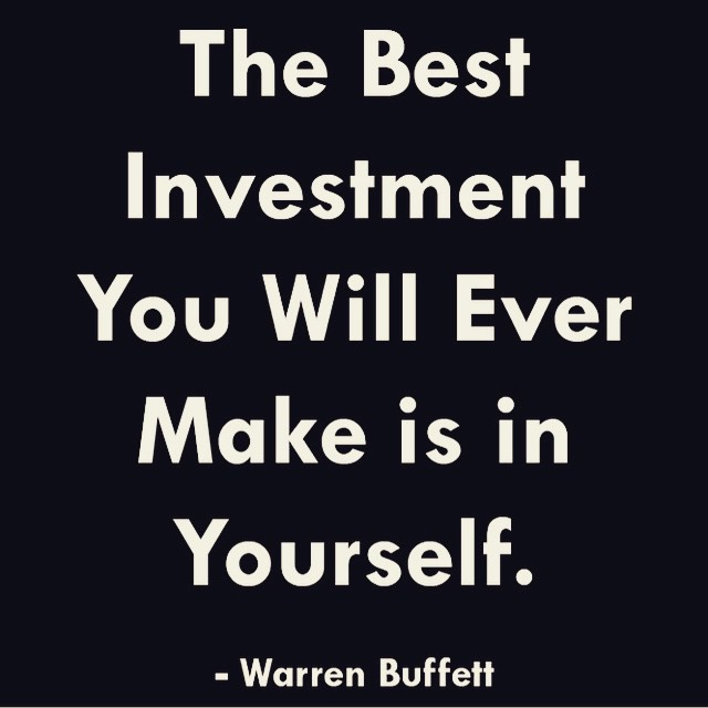 auaom invest in yourself