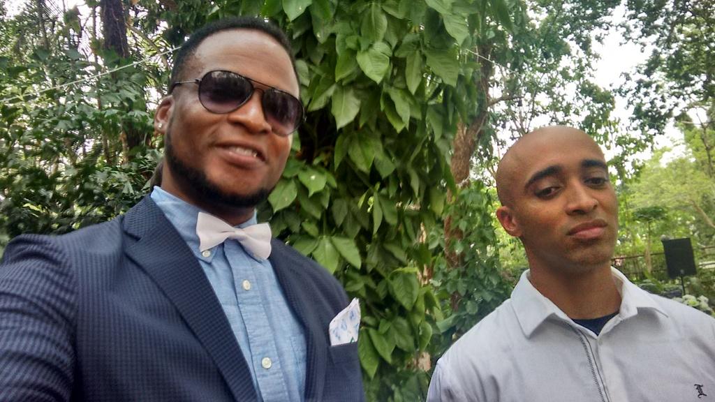 Yahweh and Tyrone